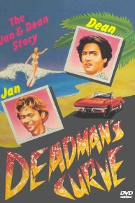 Deadman's Curve 1978 DVD  The Story of Jan and Dean