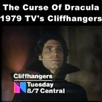The World Curse Of Dracula 4 DVD Set 1979 TV Michael Nouri Cliffhangers