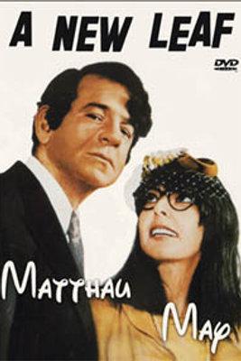 A New Leaf 1971 DVD