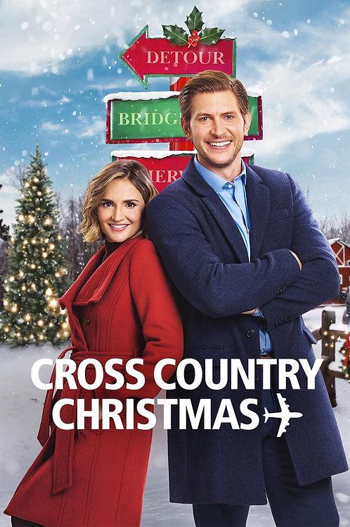 Cross Country Christmas DVD