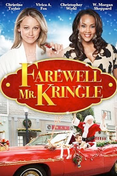 Farewell Mr. Kringle (2010) DVD