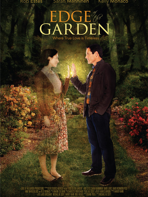 The Edge Of The Garden 2011 DVD