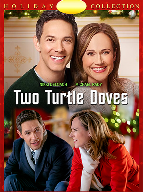 Two Turtle Doves (2019) DVD