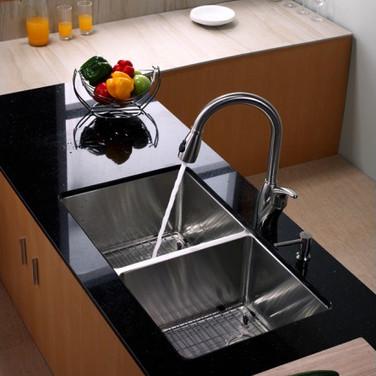 Handmade Sink.