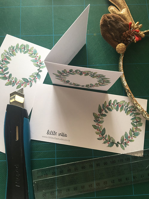 Christmas Cards - print your own