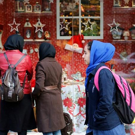 Christmas Mubarak
