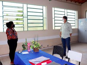Educação desenvolve ação multiprofissional no Acampamento Cícero Guedes