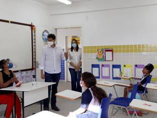 Programa de Manutenção das Escolas com software para gerenciamento e controle