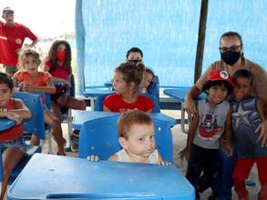 Educação do Campo iniciada no Acampamento Cícero Guedes