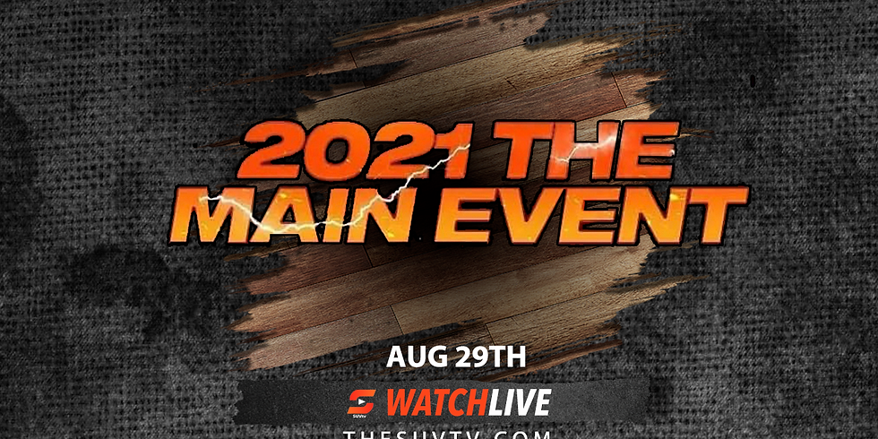 2021 The Main Event