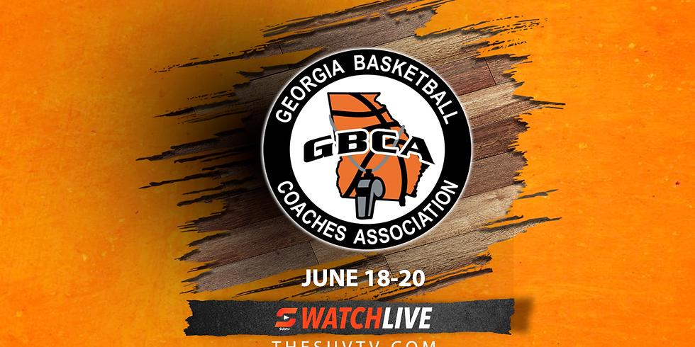 Georgia Basketball Coaches Association - Session I