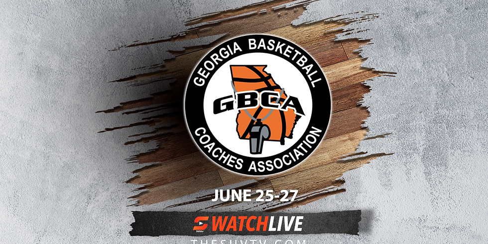 Georgia Basketball Coaches Association - Session II