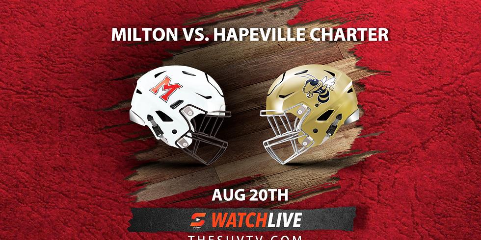 MILTON VS. HAPEVILLE CHARTER