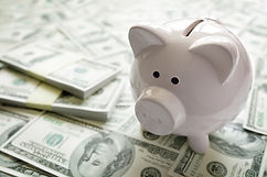 piggy-bank-on-money-concept-for-business