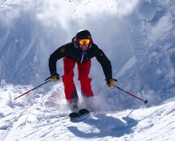 Ski Snow Mountains