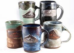 Mugs, Pottery, Product Shoot