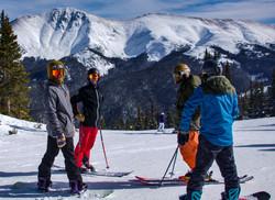 Snow Day Ski Resort Winter Park