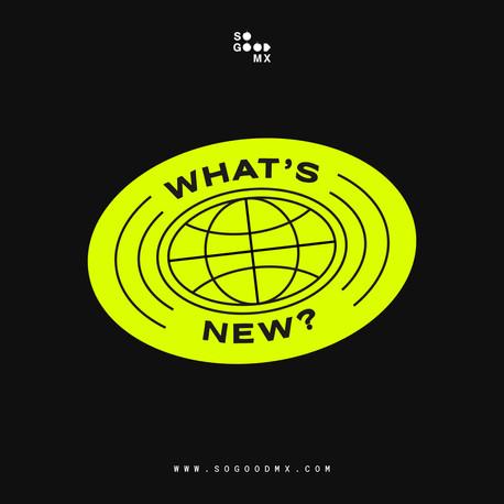 What's New? #029 I Del 24 al 28 de Mayo de 2021
