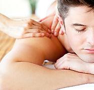 Schulter-Nacken-Rücken-Massage