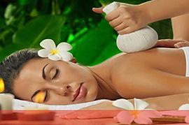 Kräutertempel-Massage