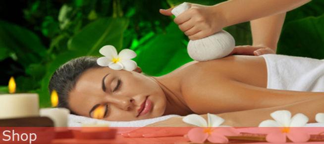 Kräutertempen Massage bei Lavadee in Echterdingen