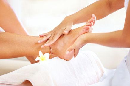 Fuß-Reflexionen-Massage bei Lavadee in Echterdingen
