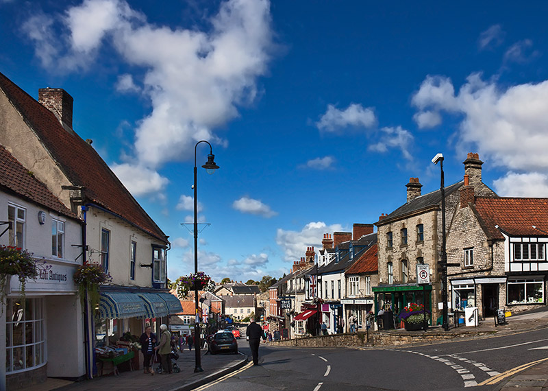 Pickering High Street