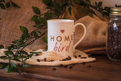 LP 'HOMEBIRD' Bone China Mug