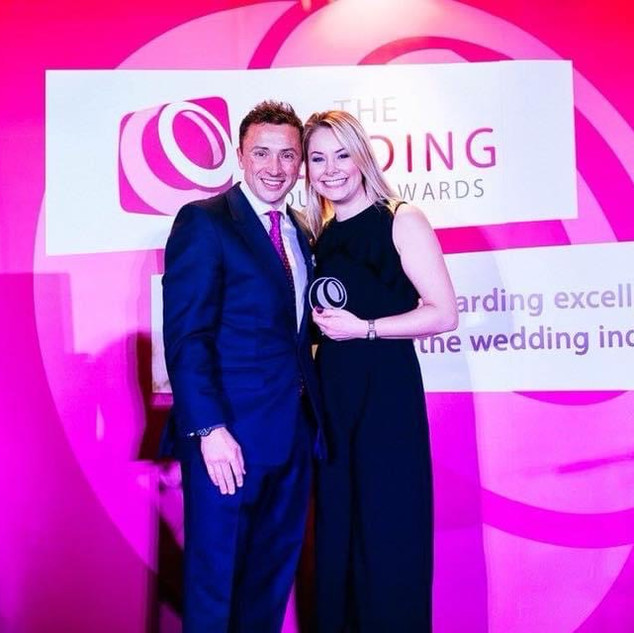 Best Bridal Boutique in Yorkshire 2018 Winner TWIA