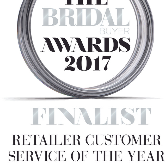 Retailer Customer Service of the Year Finalist Bridal Buyer Awards
