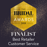 Best Retailer Customer Service Finalist Bridal Buyer Awards