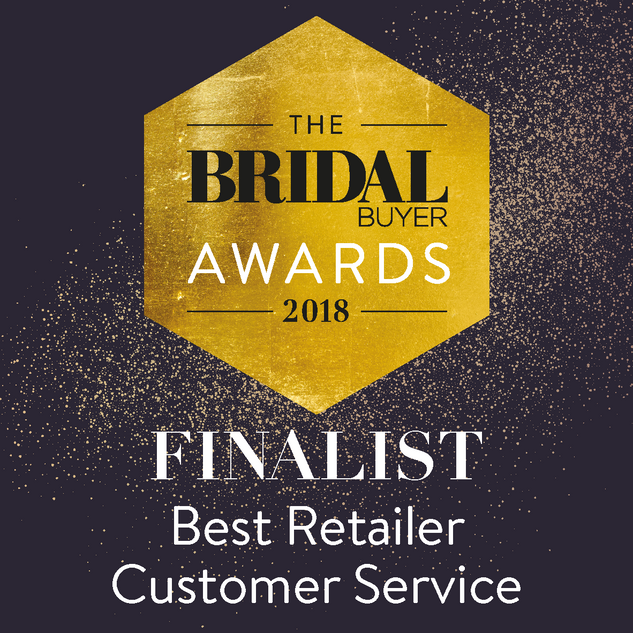 Best Retailer Customer Service Finalist Bridal Buyer Awards