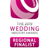 TWIA Best Bridal Boutique in Yorkshire Regional Fianlist 2019