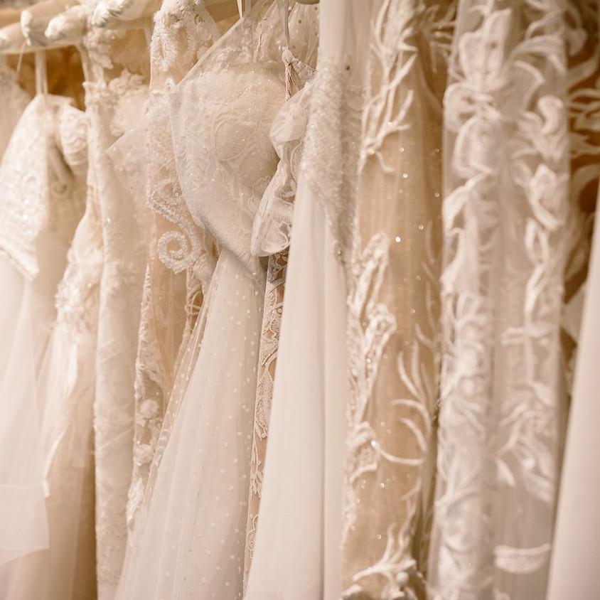 LIVE Virtual Bridal Sale