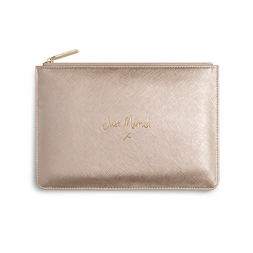 Katie Loxton Just Married Pouch