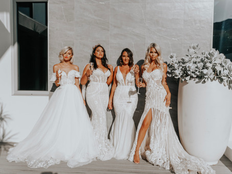 Five Top Bridal Wear Trends From The Rachel Rose Collection