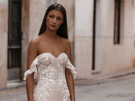 Wedding Dress Inspiration For Outdoor Weddings - Our Top Dress Picks, Styling Advice & Planning Tips