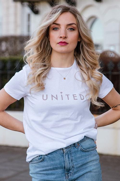 LP 'UNITED' Womens T-Shirt