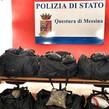 Sequestrati 106 chili di marijuana. Arrestati due trafficanti