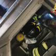 Lipari. Incendio nella  sala macchine di un'imbarcazione. Panico per i turisti