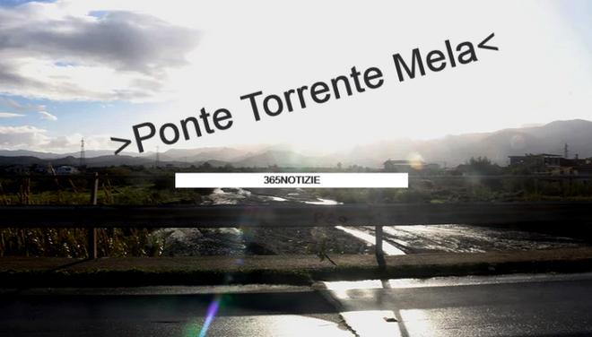 """>L'On. Tommaso Calderone: """"dicano gli altri cos'hanno fatto"""". Ponte Mela, ora la gara d'appalto<"""