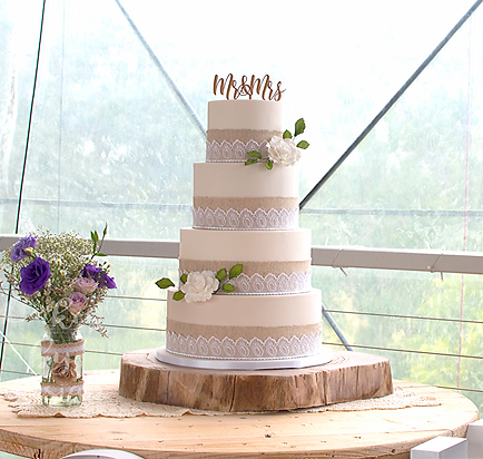 Cakes By Design Ipswich QLD Wedding