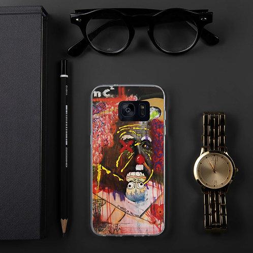 Samsung Case - Albert Einstein - by Schirka El Creativo