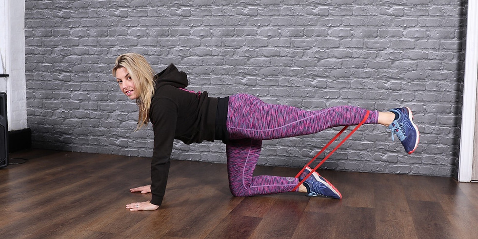The Benefits of Exercise seminar with Carla