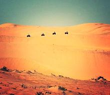 quad au desert de lompoul