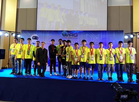World Robot Games Thailand  Championship 2019