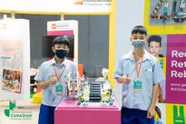 รับคัดเลือกแสดงผลงานที่งานมหกรรมวิทยาศาสตร์ และเทคโนโลยีแห่งชาติ 2563