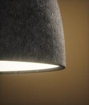Artemide Nur Acoustic closeup