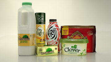 Dairy Crest Product Family