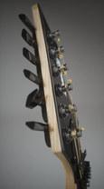Ibanez guitar close up
